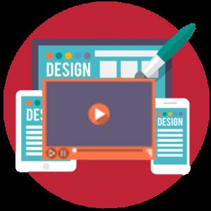 web-design pc mac tablette mobile motion design