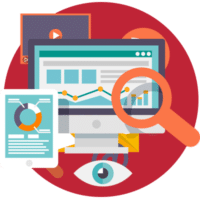 web analytics reporting mesure conversion trafic web