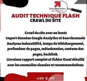 Audit technique flash