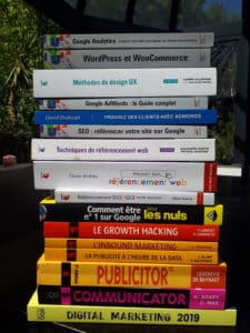 Searchbooster.TRANSFORMATION DIGITALE ET MARKETING DIGITAL : LES LIVRES A LIRE EN 2019 !!!