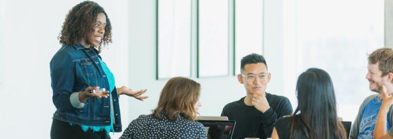Stages « Chef de projet digital » & « Digital Business Développeur »
