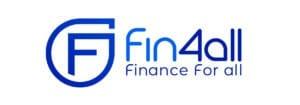 Fin4all site web réalisé par Searchbooster