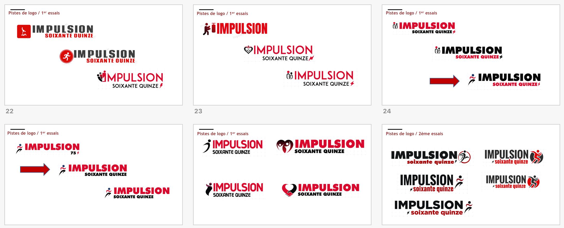 création de logos par Searchbooster
