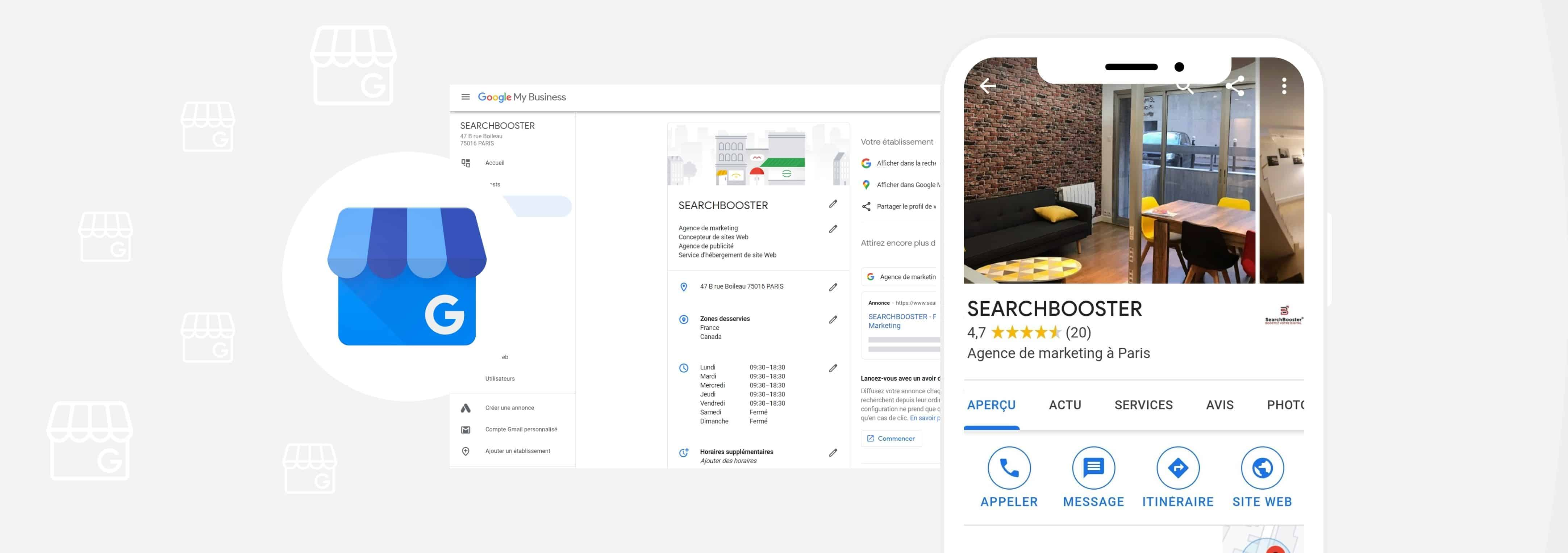 Google My Business by Searchbooster
